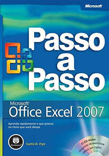9788577800155: Microsoft Office Excel 2007. Passo a Passo (Em Portuguese do Brasil)