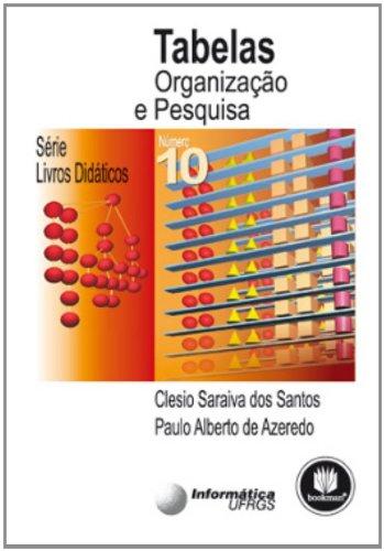 9788577802814: Tabelas Organização e Pesquisa (Em Portuguese do Brasil)