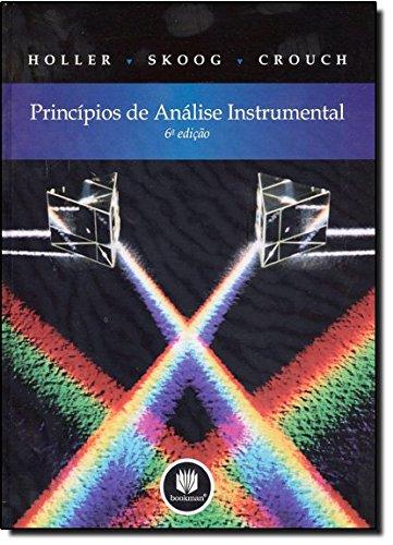 9788577804603: Princípios de Análise Instrumental (Em Portuguese do Brasil)