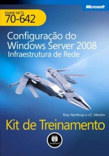 9788577805525: Kit de Treinamento MCTS. Exame 70.642 (Em Portuguese do Brasil)