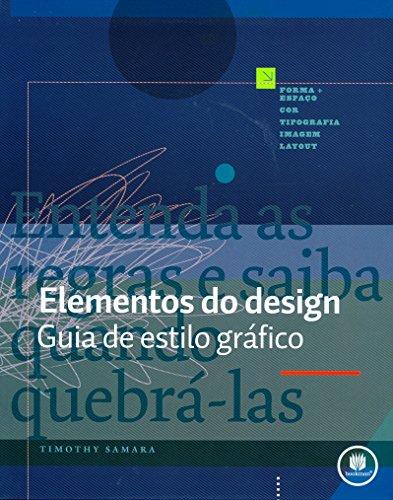 9788577805846: Elementos do Design. Guia de Estilo Gráfico (Em Portuguese do Brasil)