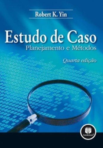 9788577806553: Estudo de Caso. Planejamento e Métodos (Em Portuguese do Brasil)