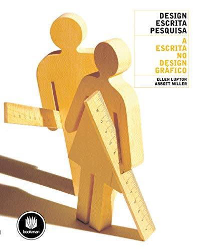 9788577807925: Design, Escrita, Pesquisa. A Escrita no Design Gráfico (Em Portuguese do Brasil)