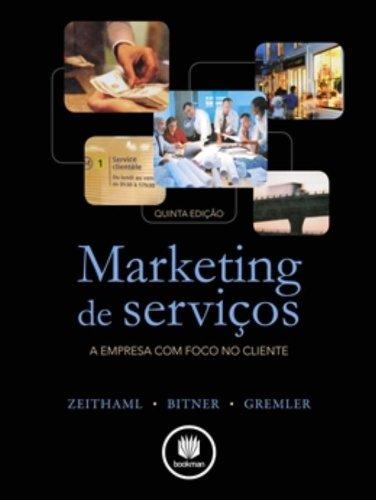 9788577808465: Marketing de Serviços a Empresa com Foco no Cliente (Em Portuguese do Brasil)