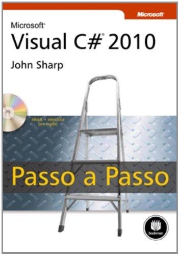 9788577808496: Microsoft Visual C# 2010 Passo a Passo (Em Portuguese do Brasil)