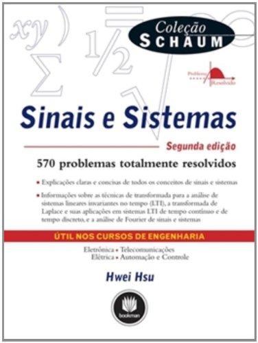 9788577809387: Sinais e Sistemas - Coleção Schaum (Em Portuguese do Brasil)