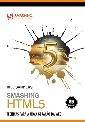 9788577809608: Smashing HTML5 (Em Portuguese do Brasil)