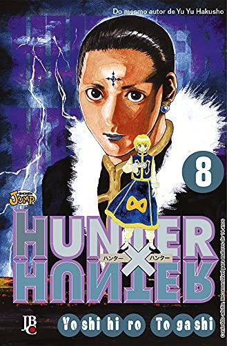 9788577870974: Hunter X Hunter - Volume 8 (Em Portuguese do Brasil)