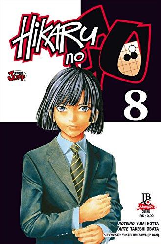 9788577873036: Hikaru no Go - Vol.8