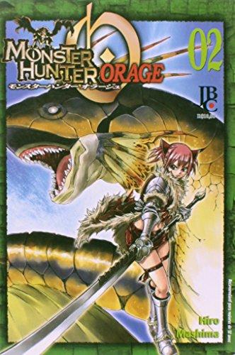 9788577873296: Monster Hunter Orage - V. 02 (Em Portuguese do Brasil)