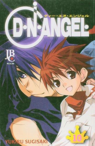 9788577873661: D.n.angel - Vol.10