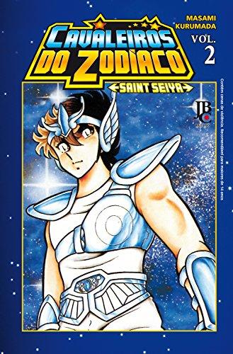 9788577874804: Cavaleiros do Zodiaco Saint Seiya - Vol.2