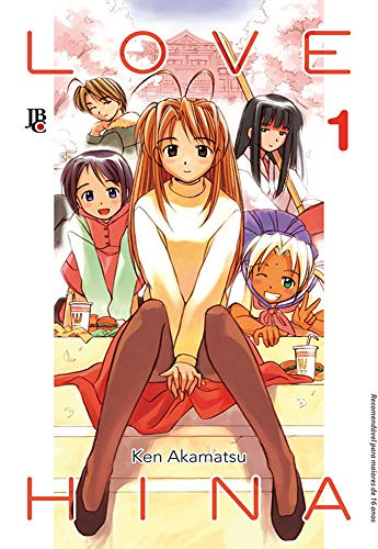 9788577876488: Love Hina - Volume 1 (Em Portuguese do Brasil)