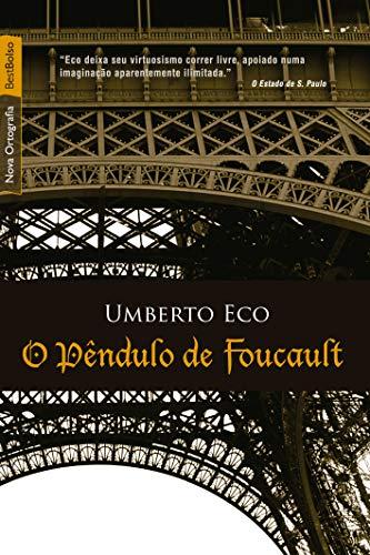 9788577991198: Pendulo de Foucault (Edicao de Bolso) (Em Portugues do Brasil)