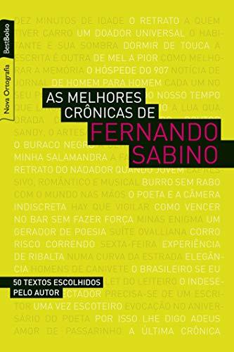 As Melhores Crônicas (Em Portuguese do Brasil): Sabino, Fernando