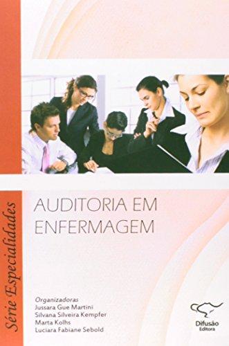9788578080624: Auditoria em Enfermagem