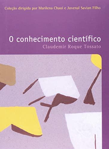 9788578277246: Conhecimento Cientifico, O - Vol. 25