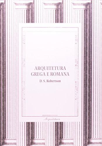 9788578277826: Arquitetura Grega E Romana (Em Portuguese do Brasil)