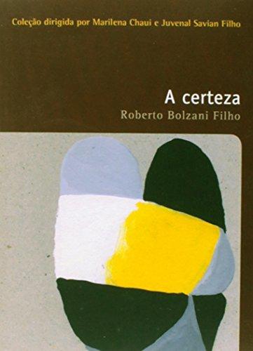 9788578278564: Certeza, A - Vol.31