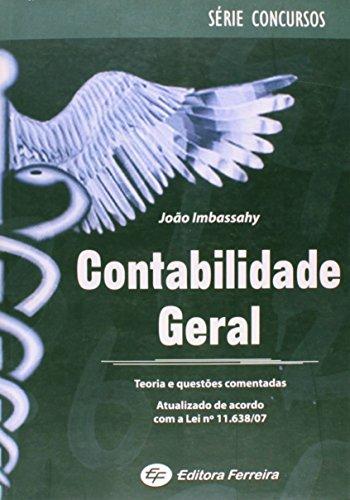 9788578420291: Contabilidade Geral - Coleção Concursos (Em Portuguese do Brasil)