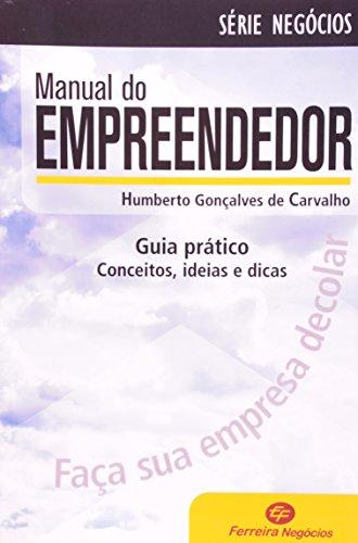 9788578421670: Manual do Empreendedor