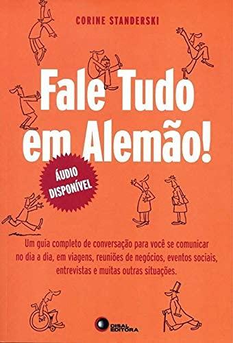 9788578440343: Fale Tudo em Alemão! (+ CD Audio) (Em Portuguese do Brasil)
