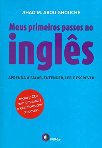 9788578440787: Meus Primeiros Passos no Inglês. Aprenda a Falar, Entender, Ler e Escrever (Em Portuguese do Brasil)