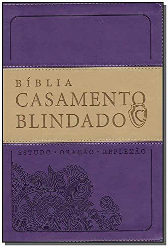 9788578606589: Biblia Casamento Blindado - Roxa