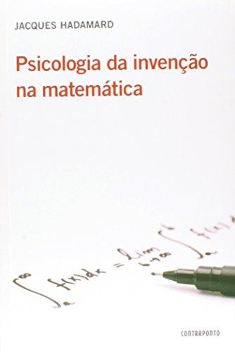 9788578660154: PSICOLOGIA DA INVEcAO NA MATEMATICA