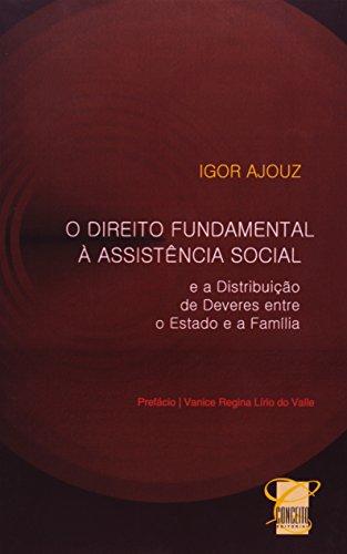 9788578743024: Direito Fundamental a Assistência Social (Em Portuguese do Brasil)