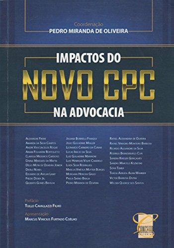 9788578744120: Impactos do Novo CPC na Advocacia (Em Portuguese do Brasil)