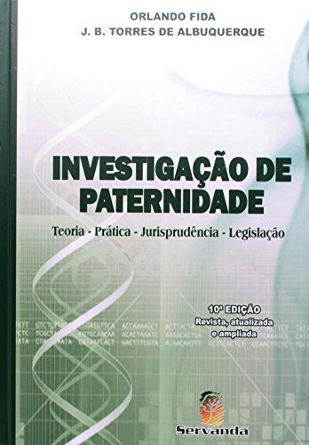 9788578900168: Investigação de Paternidade (Em Portuguese do Brasil)