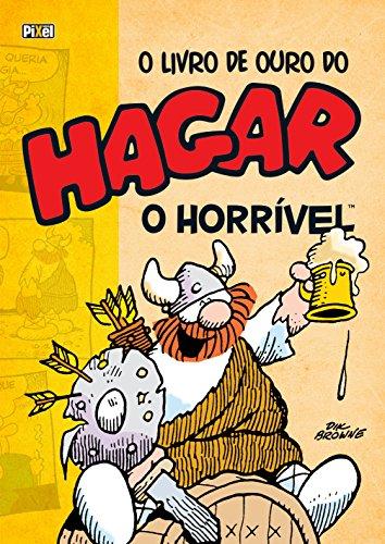 9788579023491: O Livro de Ouro do Hagar. O Horrível - Volume 2 (Em Portuguese do Brasil)
