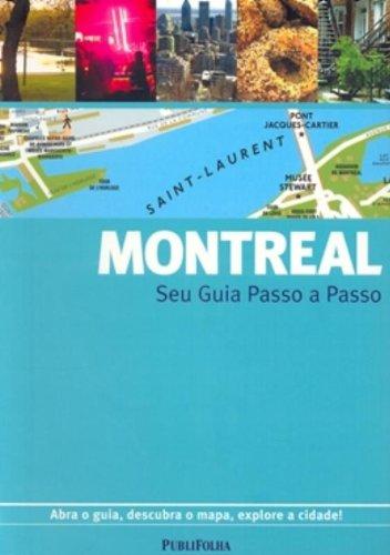 9788579140839: Montreal. Guia Passo A Passo (Em Portuguese do Brasil)