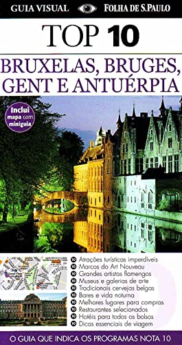 9788579141508: Bruxelas. Guia Top 10 (Em Portuguese do Brasil)