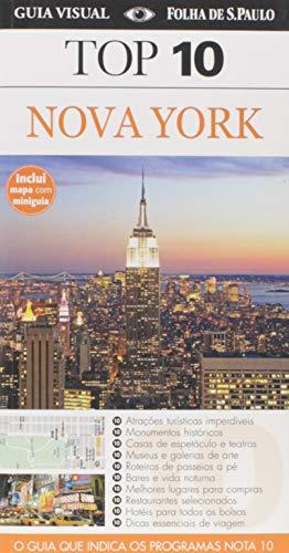Top 10 Nova York (Col. Guia Visual): Eleanor Berman