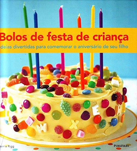 9788579143496: Bolos de Festa de Crianca (Em Portugues do Brasil)