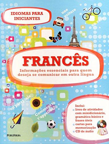 9788579143588: Francês - Coleção Idiomas Para Iniciantes (Em Portuguese do Brasil)