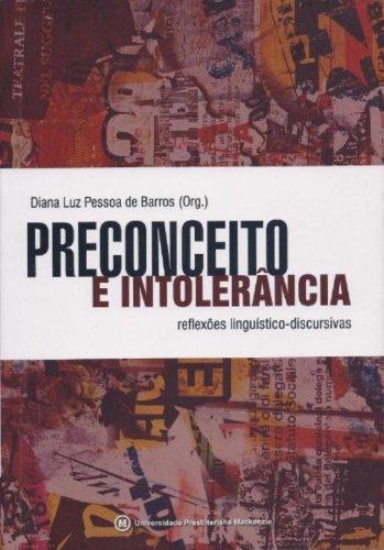 9788579161087: Preconceito e Intolerancia: Reflexoes Linguistico-discursivas