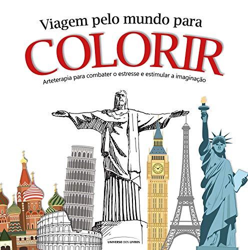 9788579308970: Viagem Pelo Mundo Para Colorir