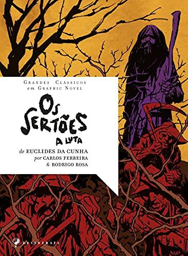 9788579480010: Os Sertões. Graphic Novel (Em Portuguese do Brasil)