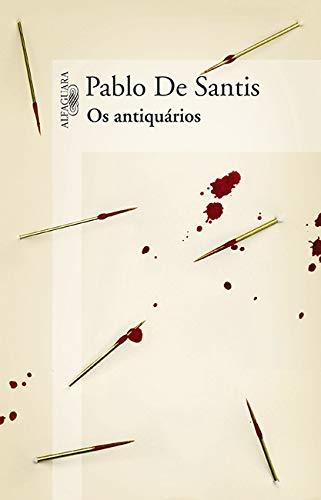 9788579621192: Os Antiquários (Em Portuguese do Brasil)