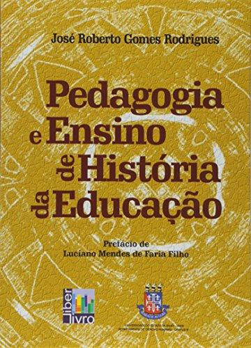 9788579630965: Pedagogia e Ensino de Historia da Educacao