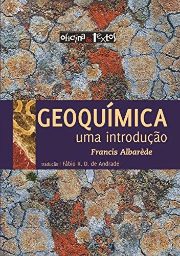 9788579750205: Geoquímica. Uma Introdução