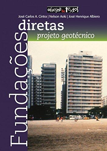 9788579750359: Fundacoes Diretas: Projeto Geotecnico