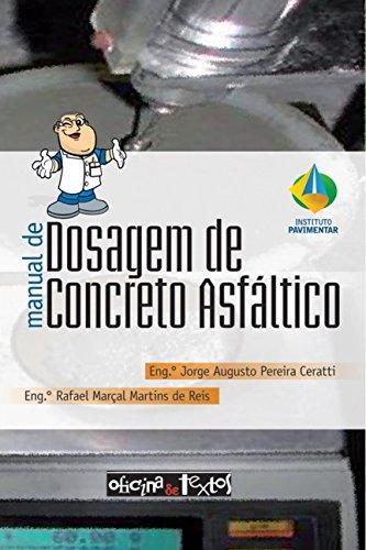 MANUAL DE DOSAGEM DE CONCRETO ASFALTICO