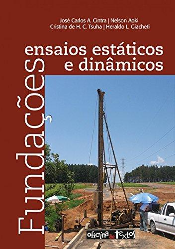 9788579750922: Fundacoes: Ensaios Estaticos e Dinamicos