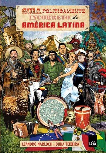 9788580441055: Guia Politicamente Incorreto da America Latina (Em Portugues do Brasil)