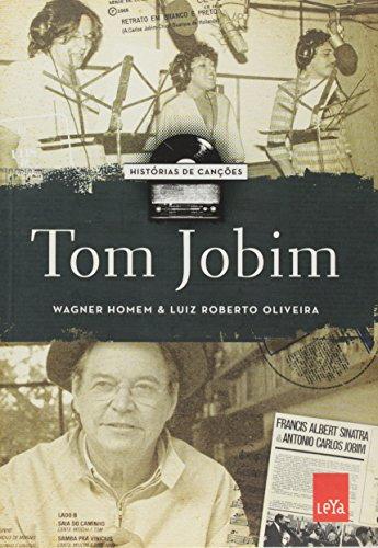 9788580446401: Tom Jobim: Historias de Cancoes (Em Portugues do Brasil)