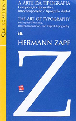 9788580500004: Arte da Tipografia, A